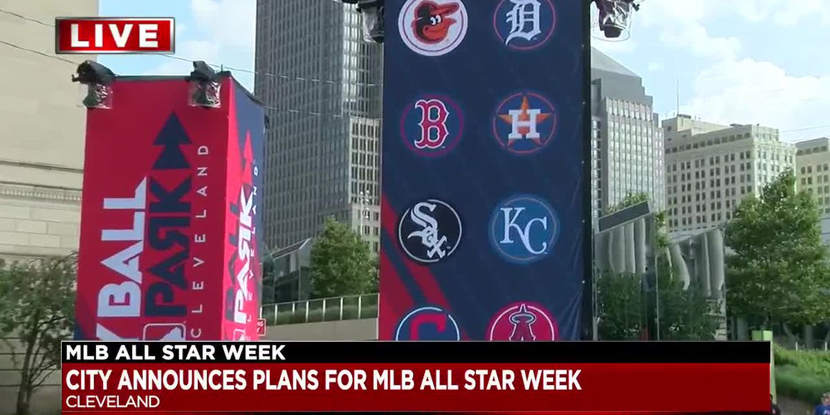 Cleveland officials securing downtown for safe and fun MLB All-Star experience