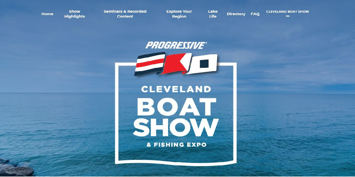Cleveland Boat Show looks for new home while beginning its lawsuit against I-X Center