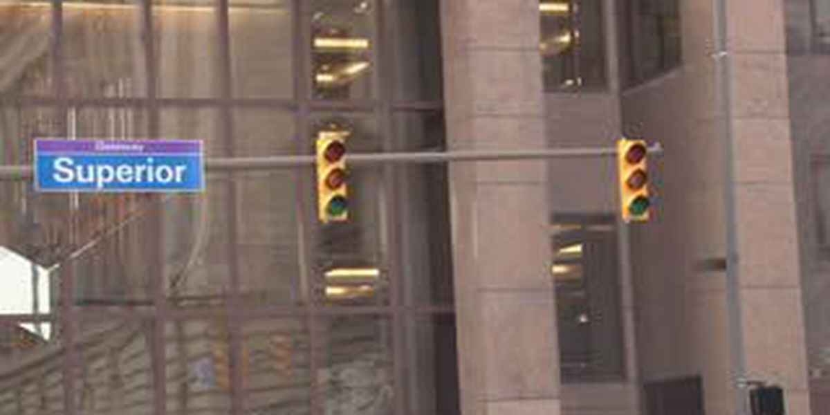 Some downtown traffic lights out through evening rush hour