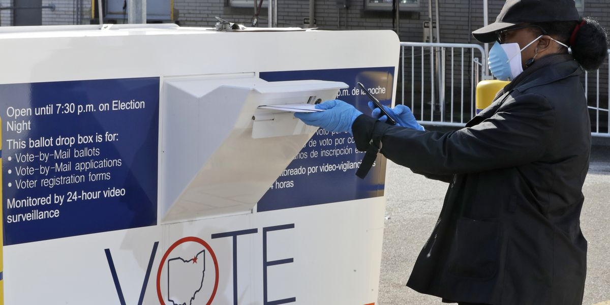 Cleveland mayor supports 24-hour absentee ballot drop boxes for November general election