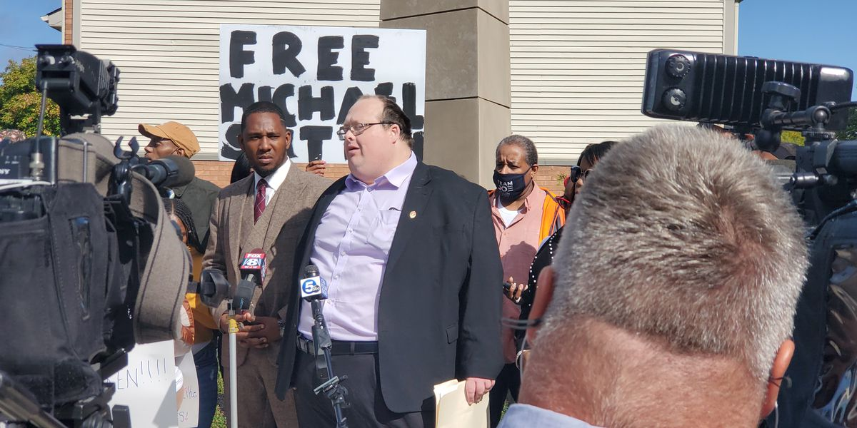 Councilman Basheer Jones demands changes to the criminal justice system in Cleveland
