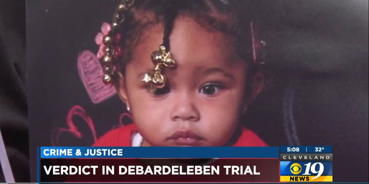 Jury finds man guilty of killing Warrensville Heights toddler