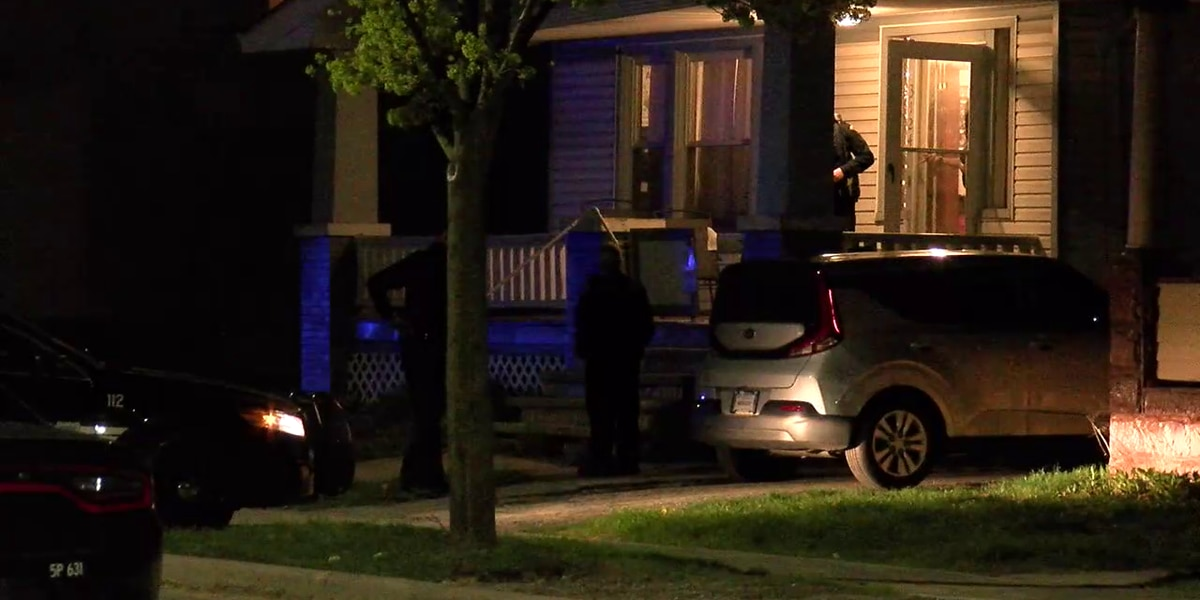 Man, woman injured in shooting on Cleveland's west side