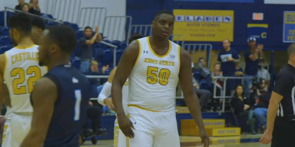 Kalin Bennett, 1st basketball recruit with autism in NCAA D-I history, debuts for Kent State (video)