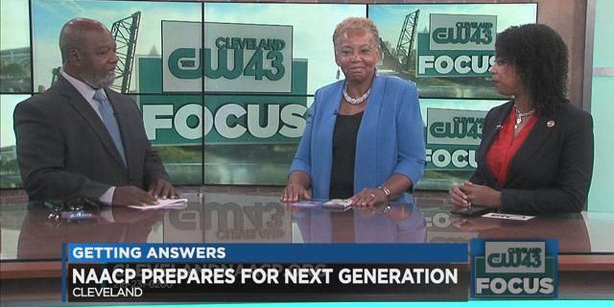 Cleveland's NAACP passing the torch to younger generations who will take up the cause