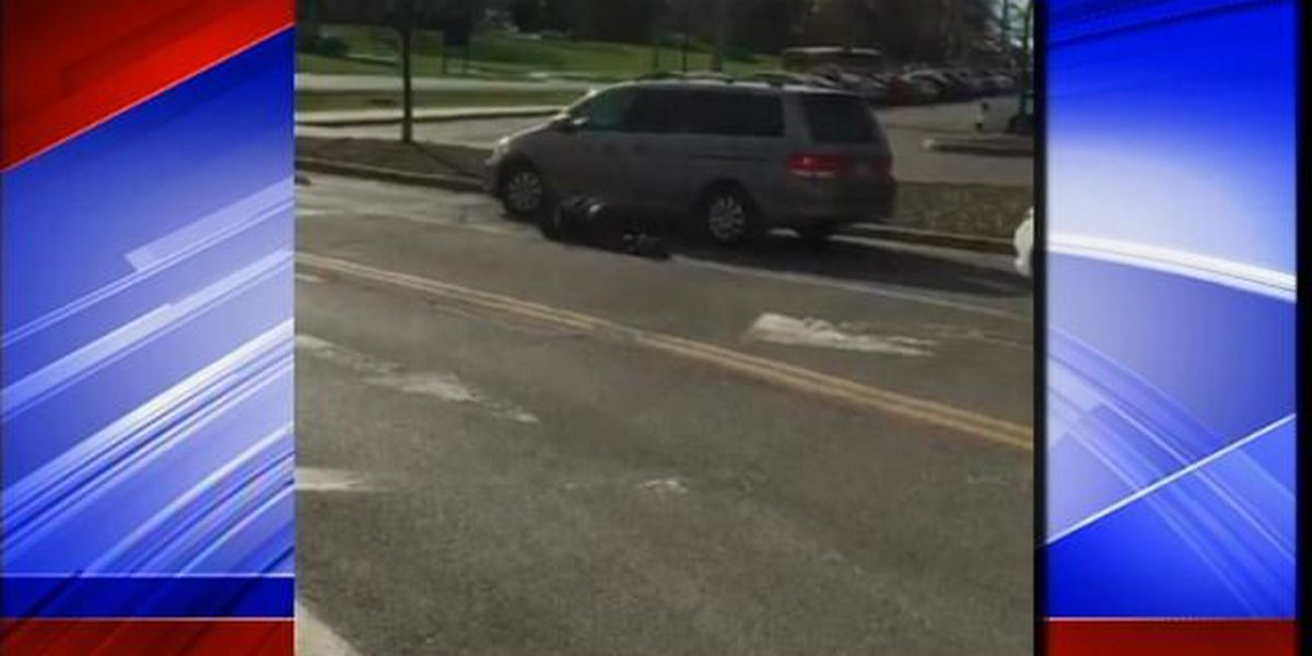 Kent associate professor facing charges after road rage incident