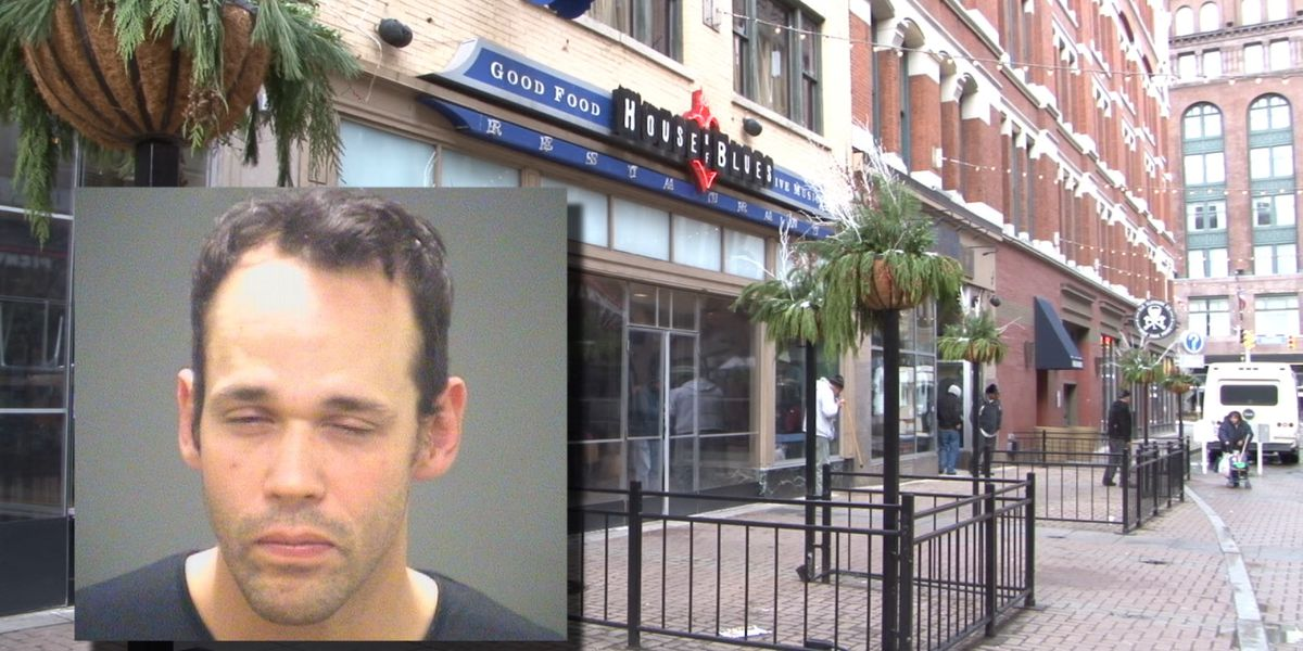 Man accused of groping woman at House of Blues in Cleveland indicted by grand jury