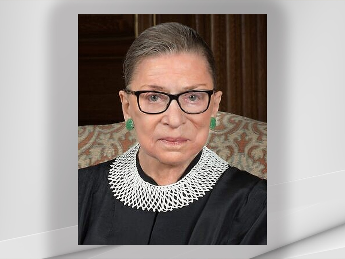 Gov. Mike DeWine orders flags at half-staff to honor Supreme Court Justice Ruth Bader Ginsberg after death