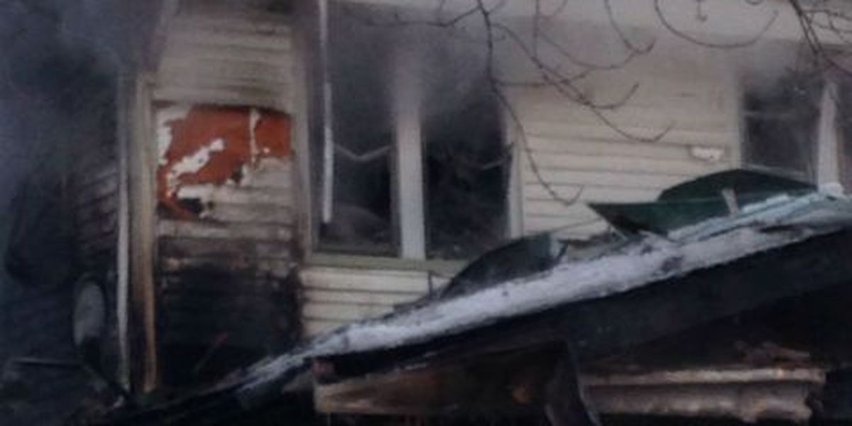 Space heater may be to blame for house fire