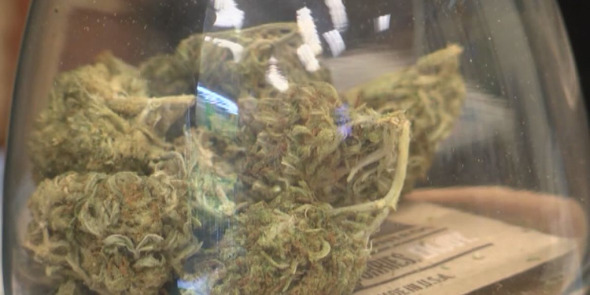 Gov. DeWine said he will look into allowing delivery of medical marijuana to Ohio patients