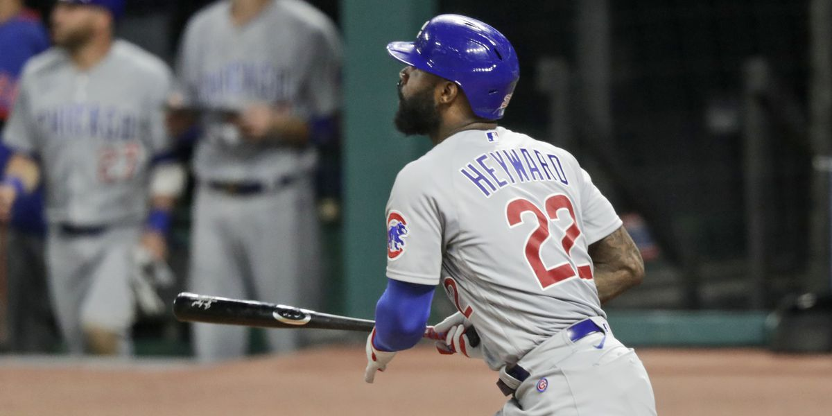 Lester, Heyward (4 RBIs) power Cubs to 7-1 win over Indians