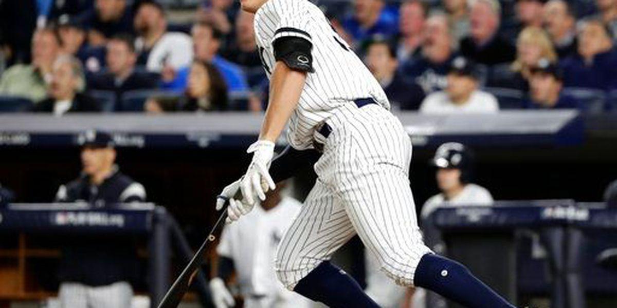 Still Scoreless: Judge robs Lindor of home run