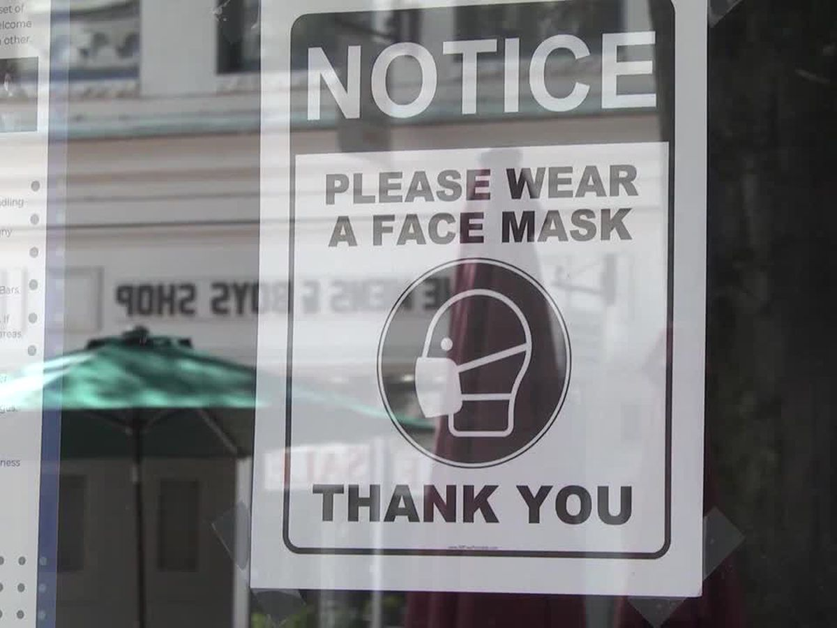 Grab your mask: mandate to wear one goes into effect in 7 Ohio counties Wednesday at 6 p.m.