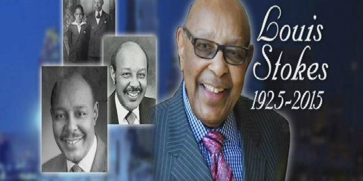 Public viewing, funeral services planned for Louis Stokes