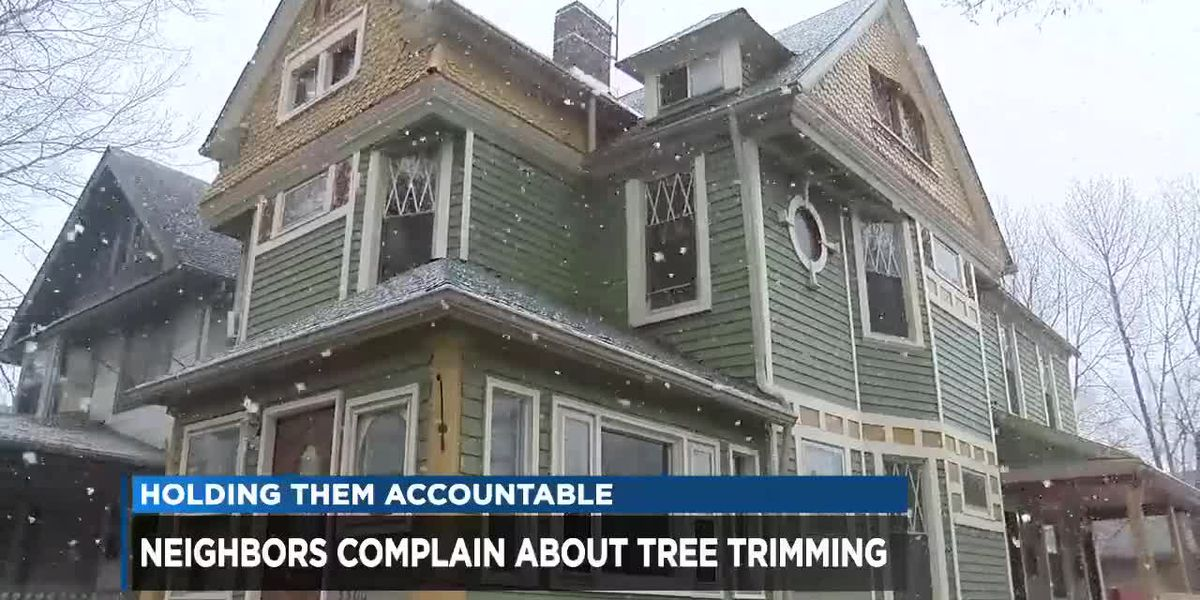 Cleveland tree trimming trouble