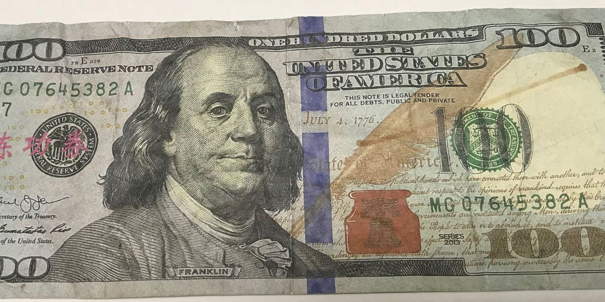 Police warn of counterfeit bills in Ashland and Richland counties