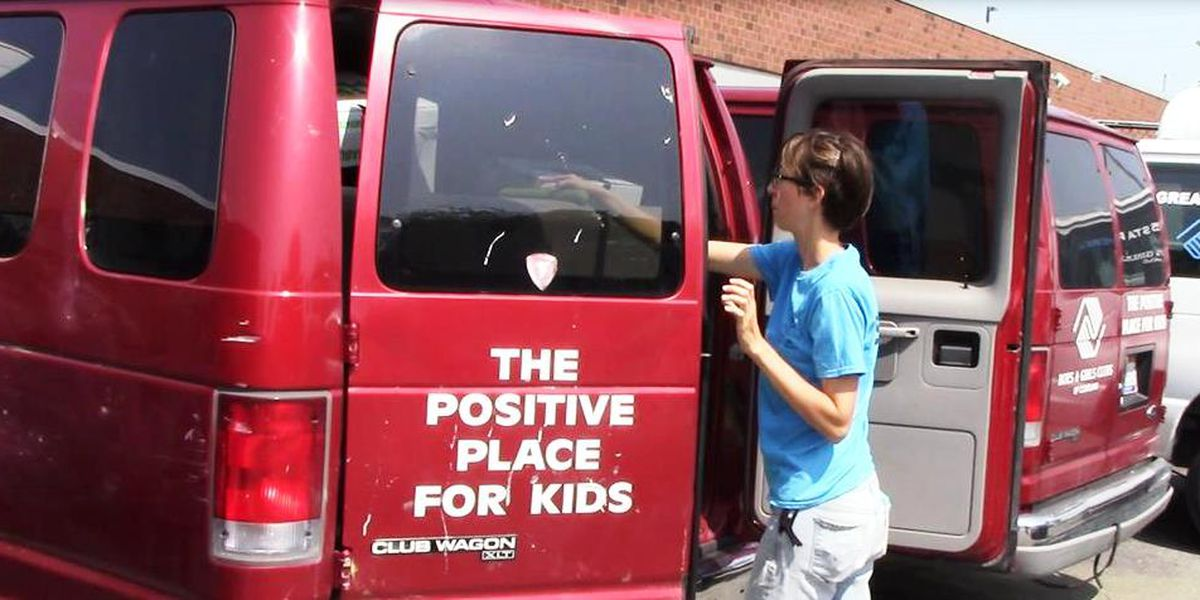 Stolen Boys and Girls Club vans recovered, but destroyed