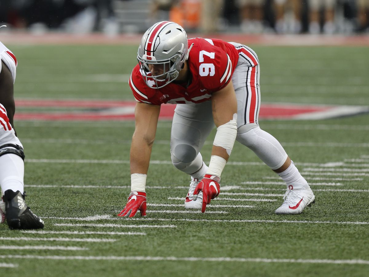Nick Bosa withdrawing from Ohio State University