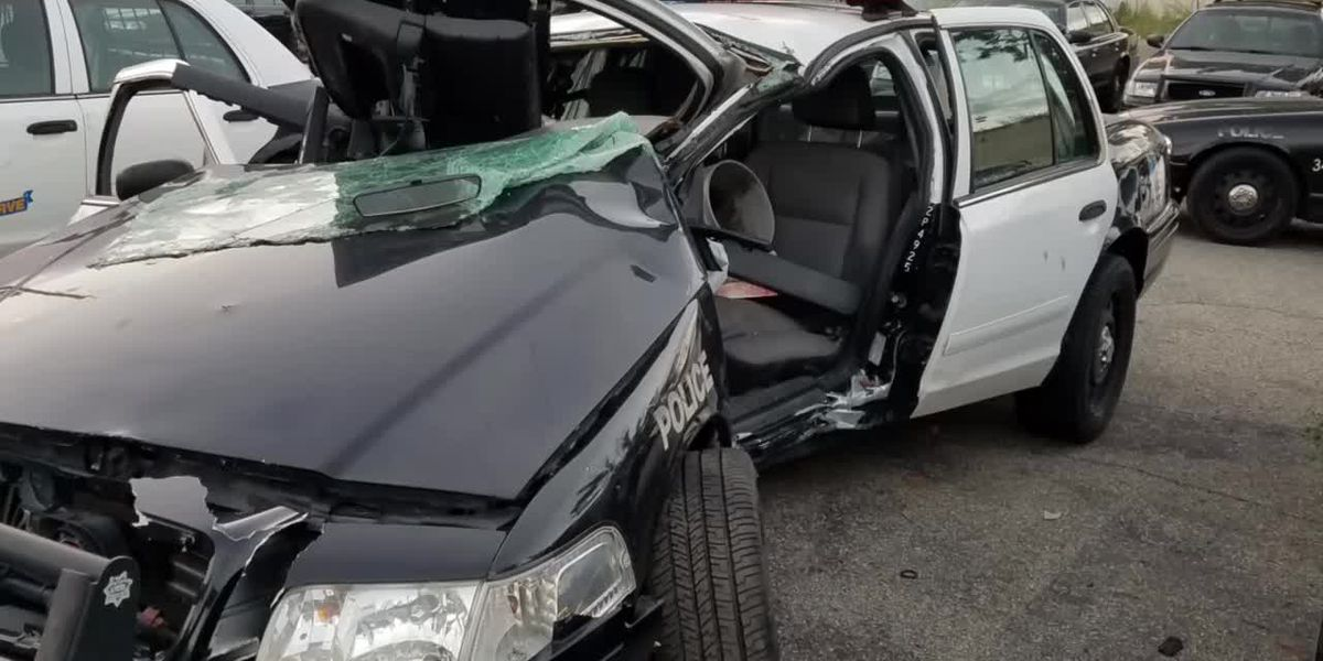 Cleveland police officer and Central Catholic football coach shows players the true meaning of 'Ironman' after horrific car crash
