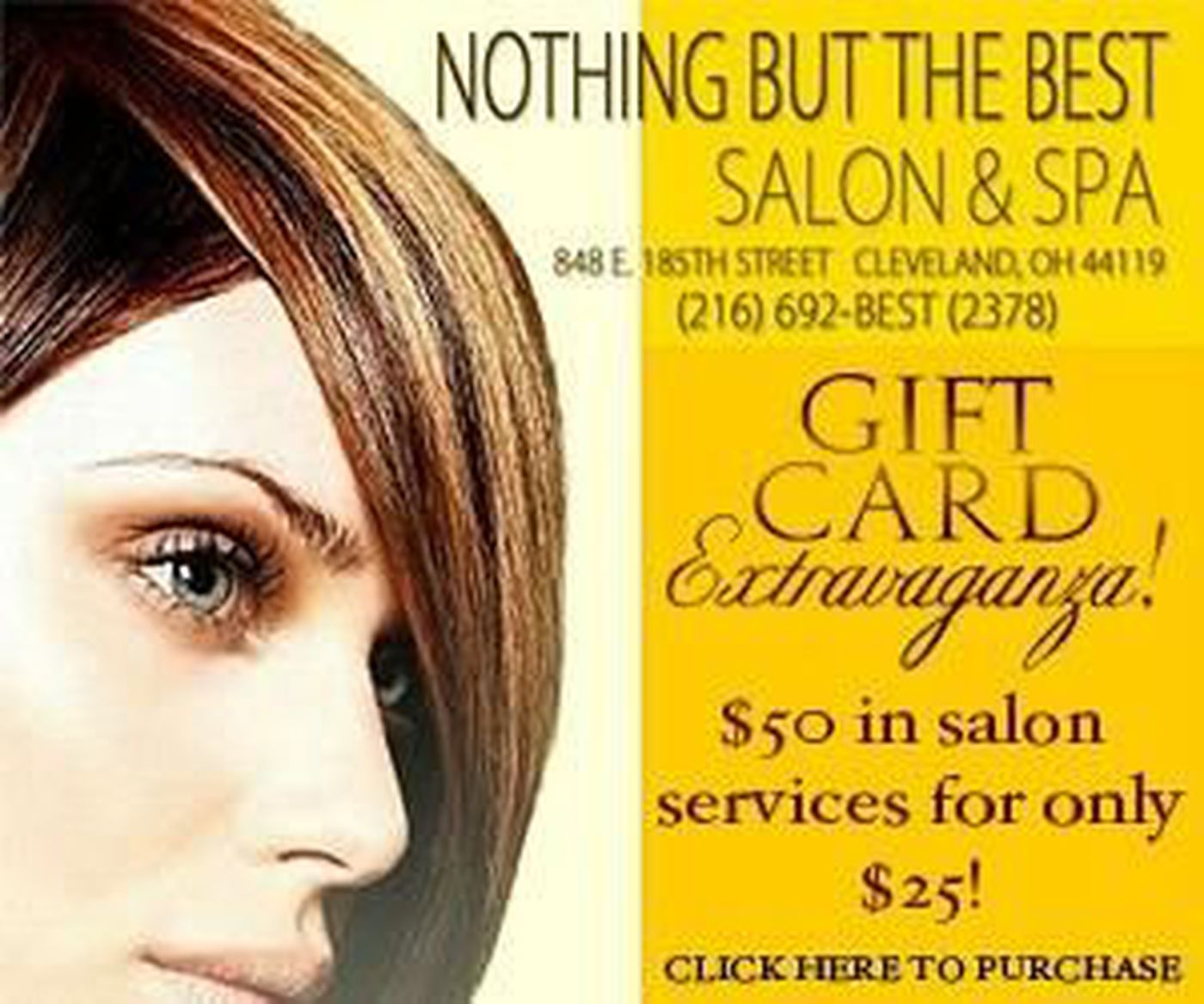 Nothing But The Best Salon Spa