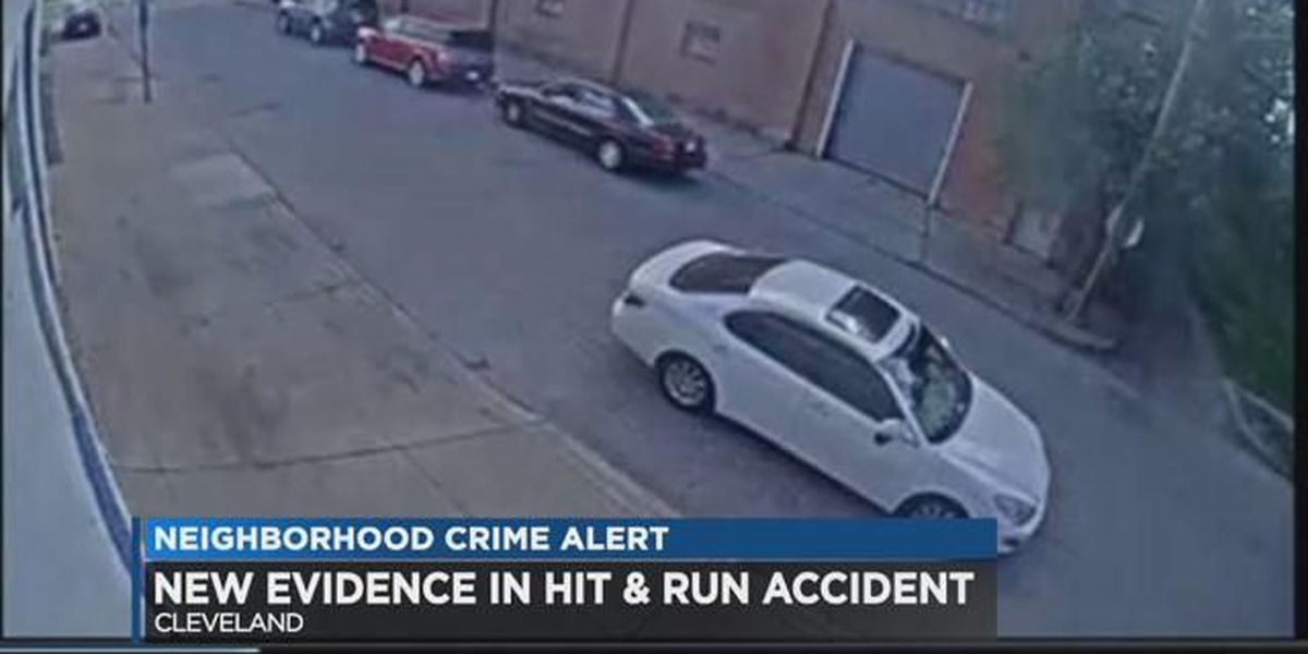 New photos released show hit-and-run that killed Cleveland teen
