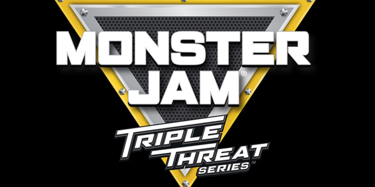 Monster Jam - Triple Threat Series
