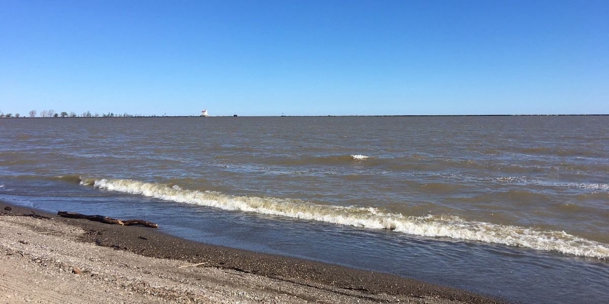 Beach hazard alert issued for swimmers, boaters in Lake Erie