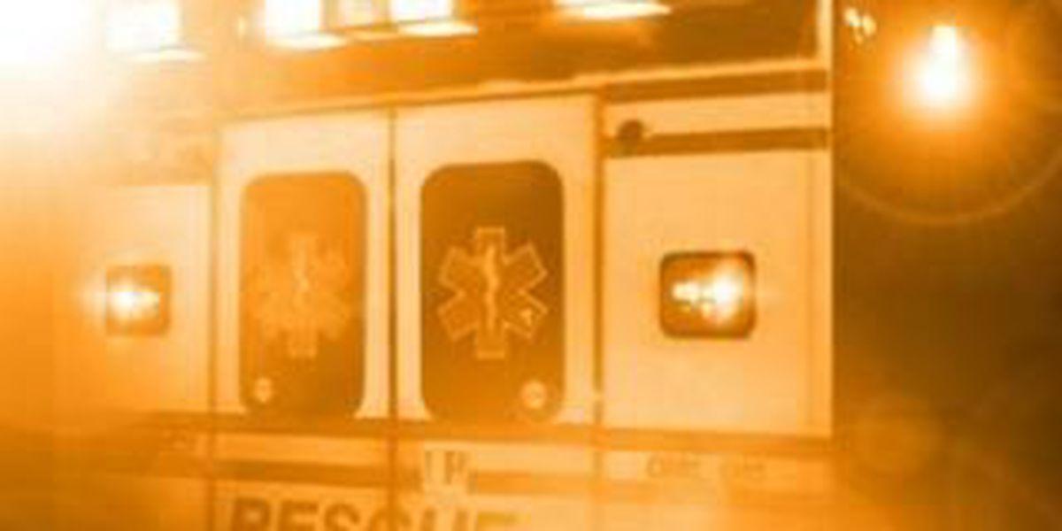 Man killed after car lands on him in rollover crash