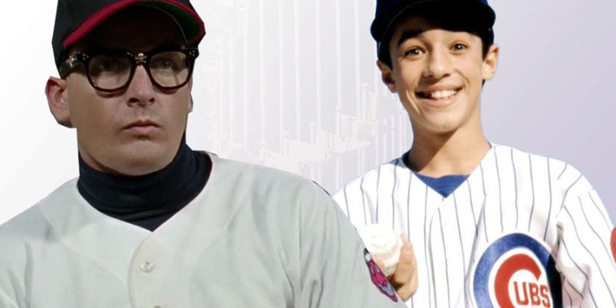 'Major League' or 'Rookie of the Year'? Indians, Cubs battle in pop culture