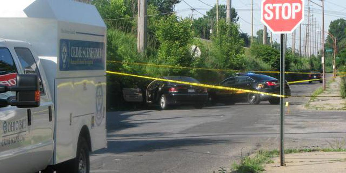 EAST CLEVELAND: 2 men are found shot Saturday morning