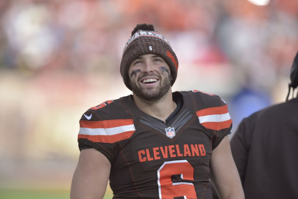 db3756f4d66 Expectant parents are naming their babies after Browns QB Baker Mayfield
