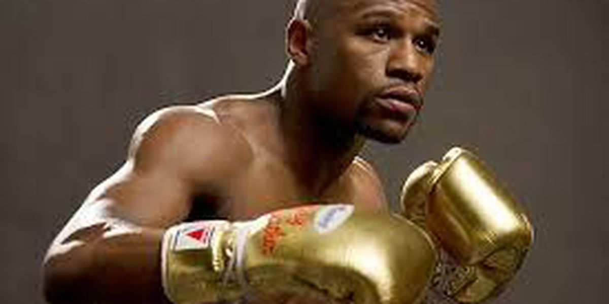 Floyd Mayweather will return to the ring