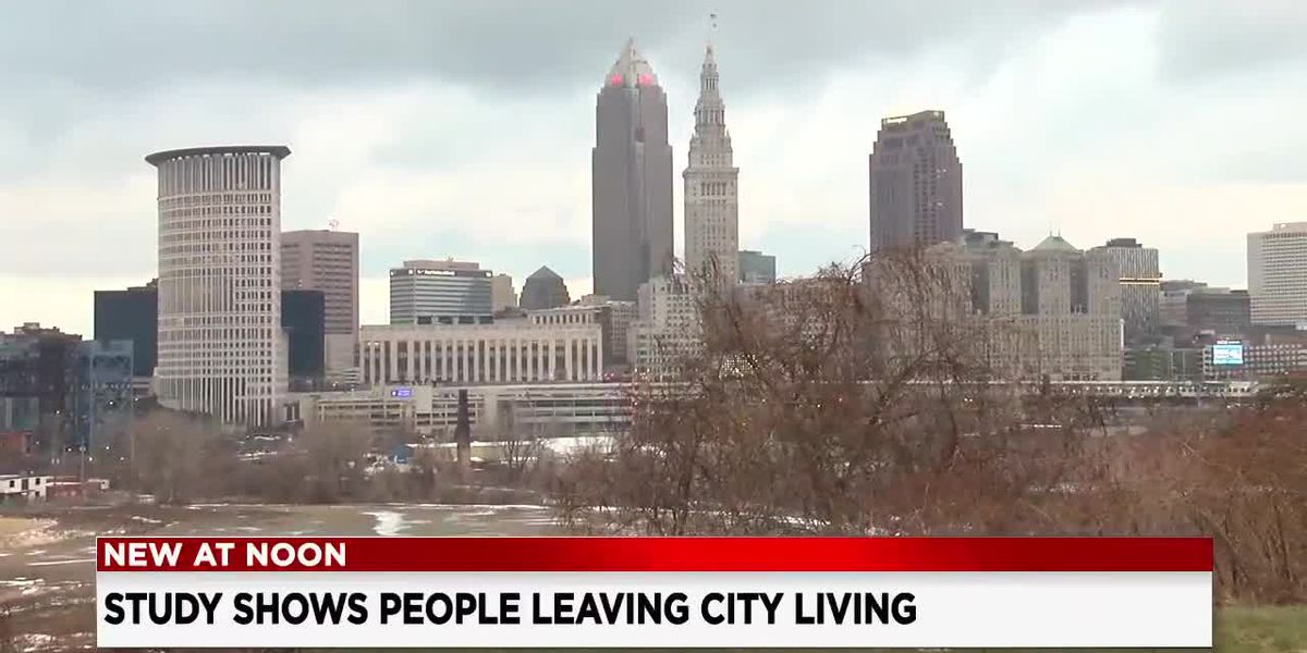 Cleveland tops list for residents moving out of large downtown cities during pandemic