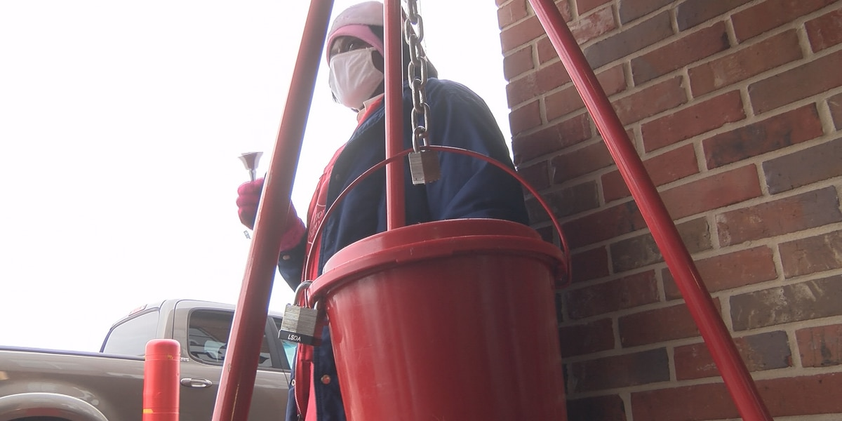 The Salvation Army dealing with Red Kettle donation shortage