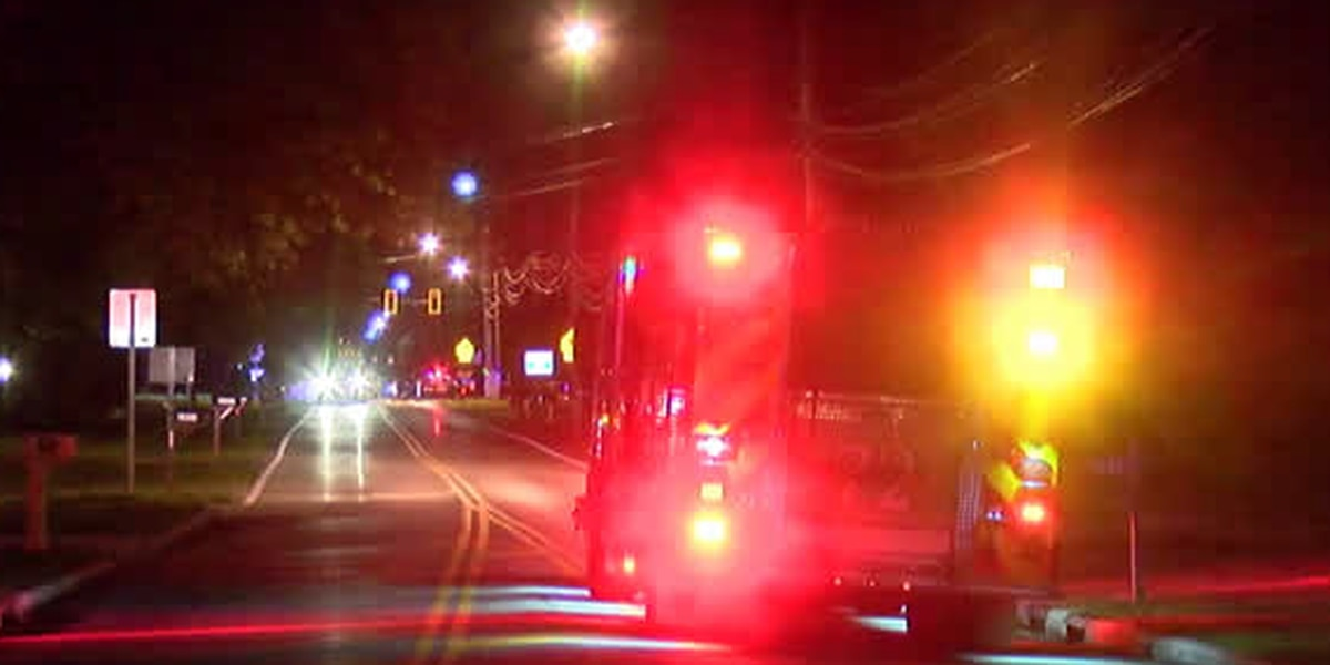 Flaming utility pole shuts down Westlake neighborhood; residents urged to stay indoors