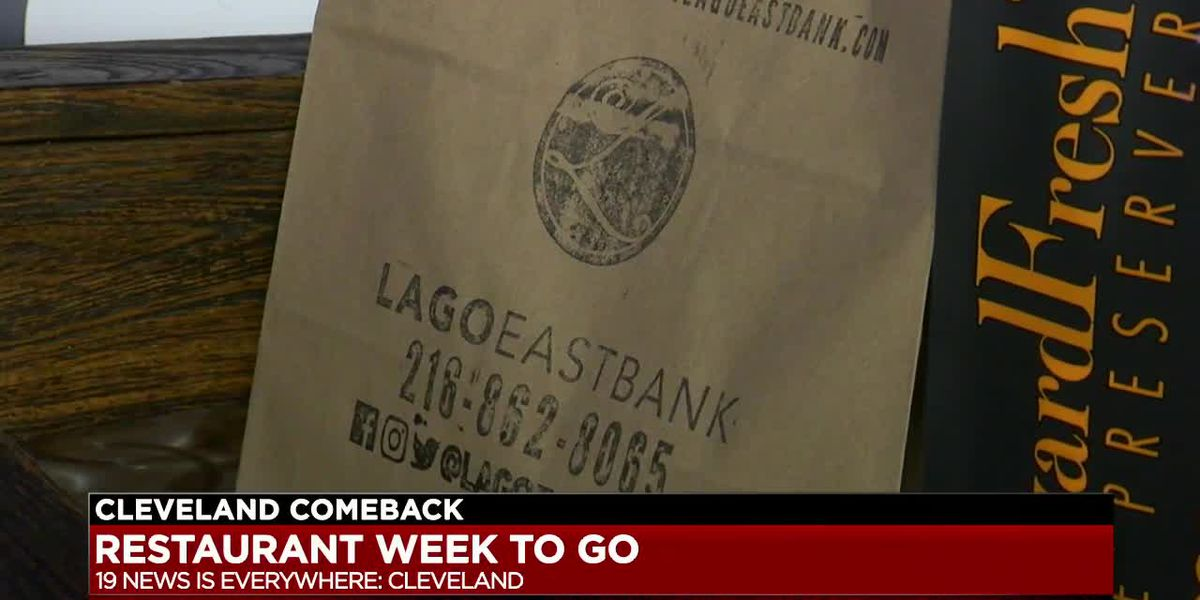 Cleveland Restaurant Week to-go starts Thursday with 35 participating restaurants