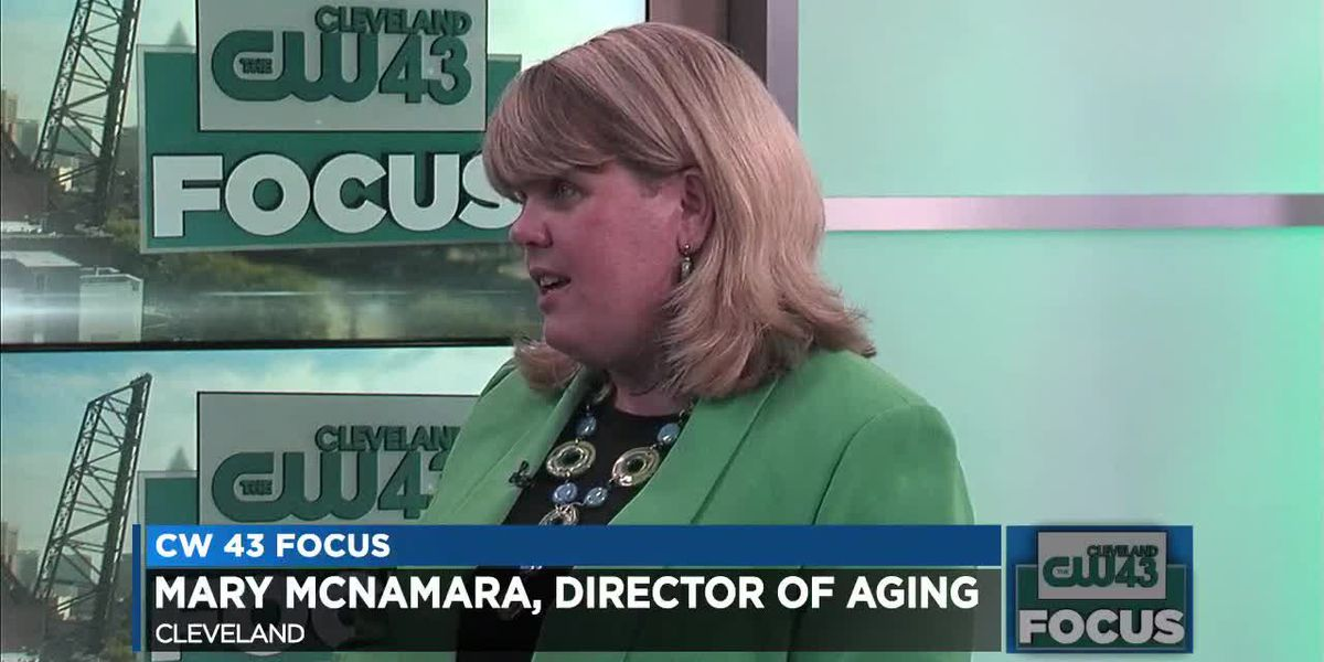 CW 43 Focus: Aging and the services available for those living in Cleveland area (part 4)