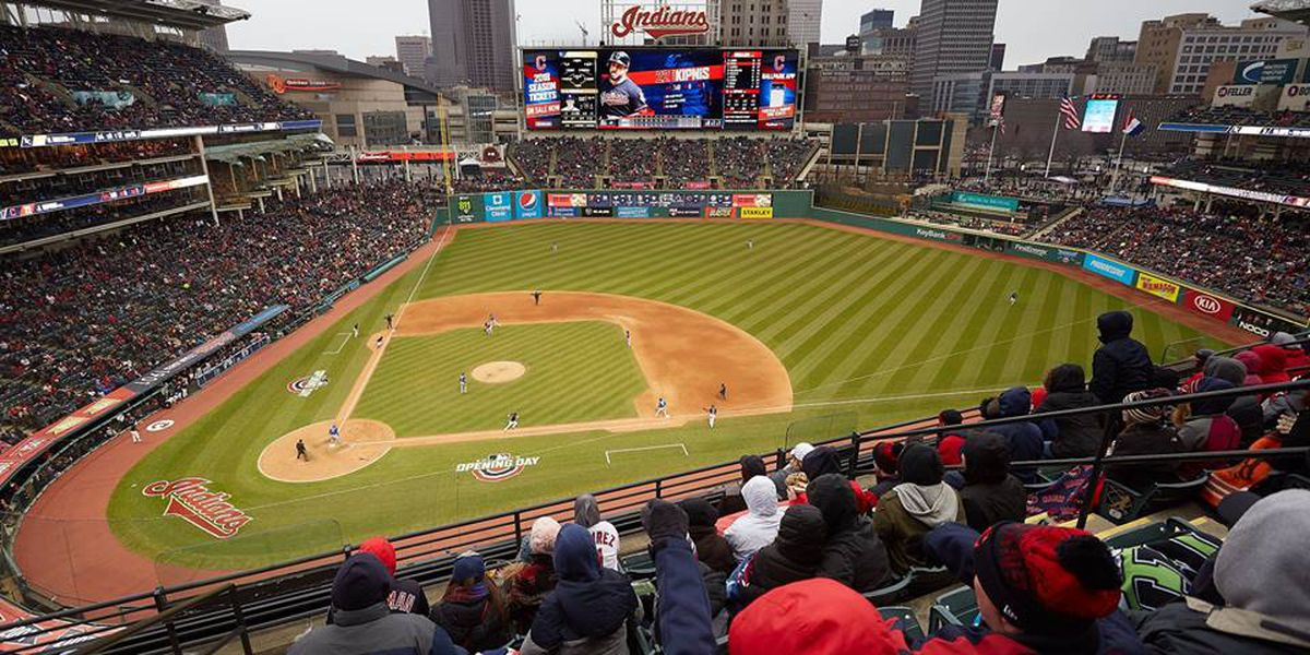 Everything you need to know about Cleveland Indians home opener