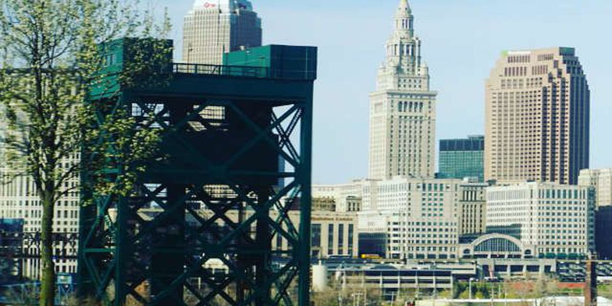 Cleveland ties 93 degree heat record from 1954
