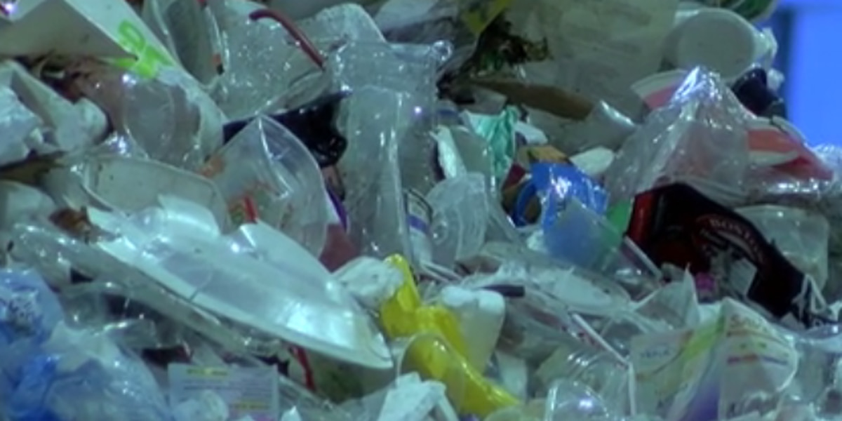 Cleveland's recyclables going to landfill after recycling contract expired April 1