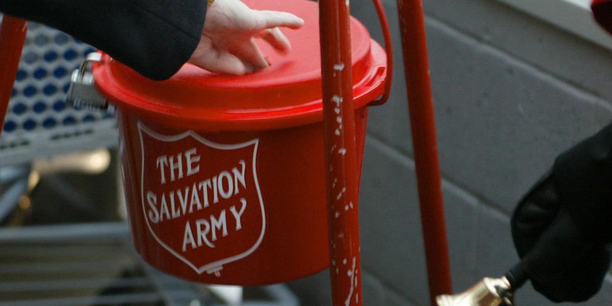 Salvation Army in dire need of $340K; people carrying less cash translating to fewer donations