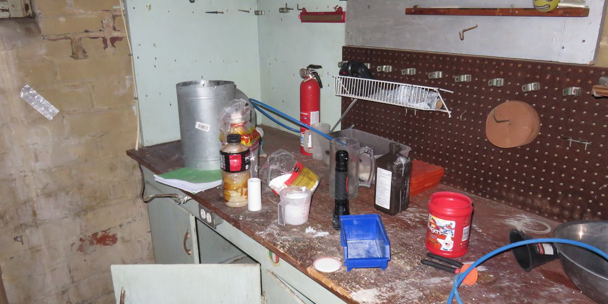 5-month investigation into Wickliffe meth lab ends with 3 arrests