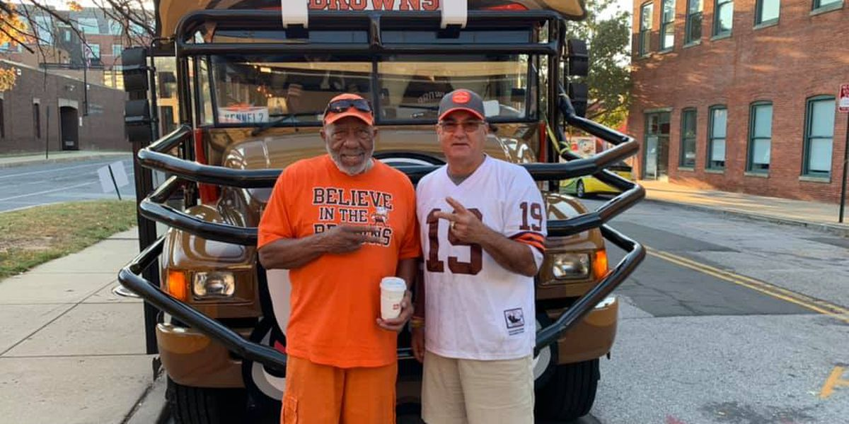 Browns fans' bucket list will take them tailgating to every home and road games this year