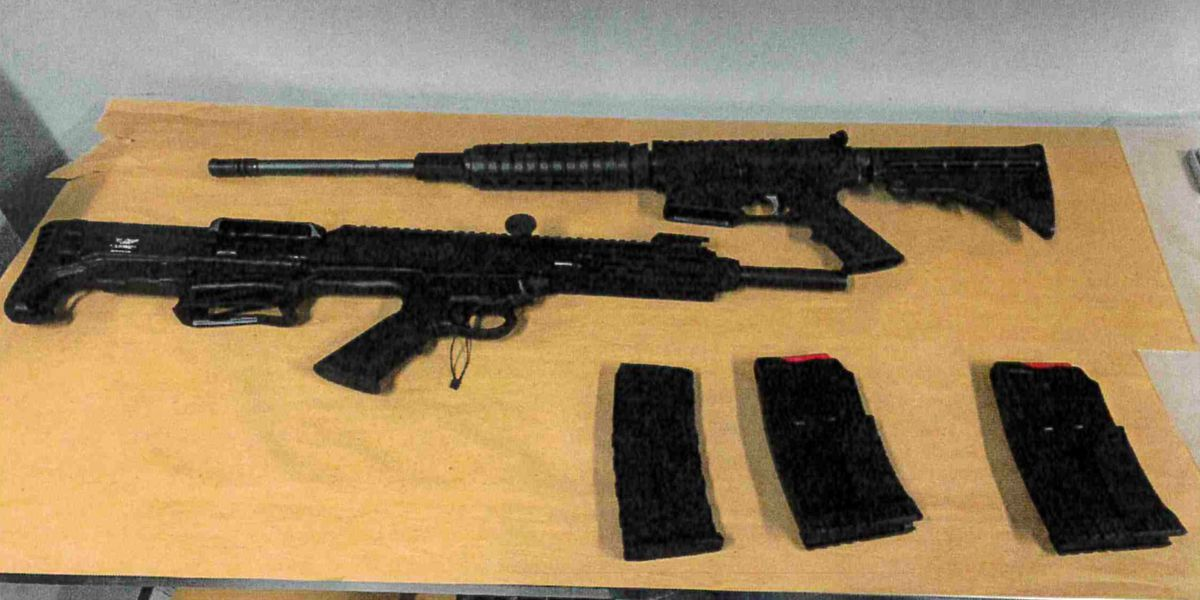 9 arrested after authorities seize drugs, guns during bust in Kent (photos)