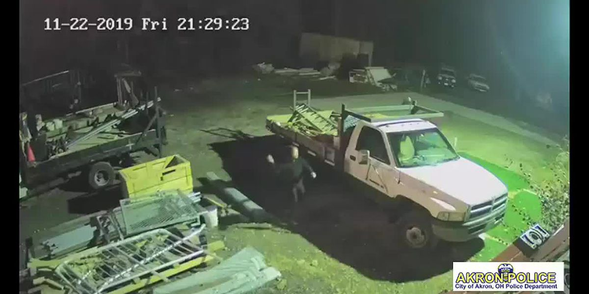 3 vandals who broke out windows of 5 cars with rocks in Akron back in Nov. still on the loose