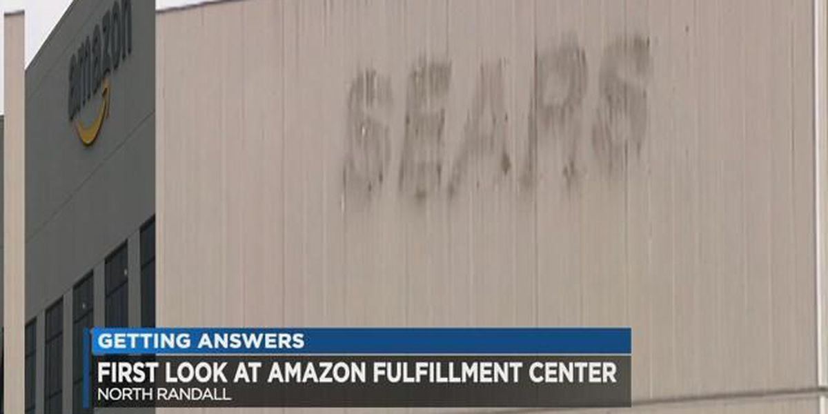 Amazon takeover of defunct Rolling Acres Mall under way