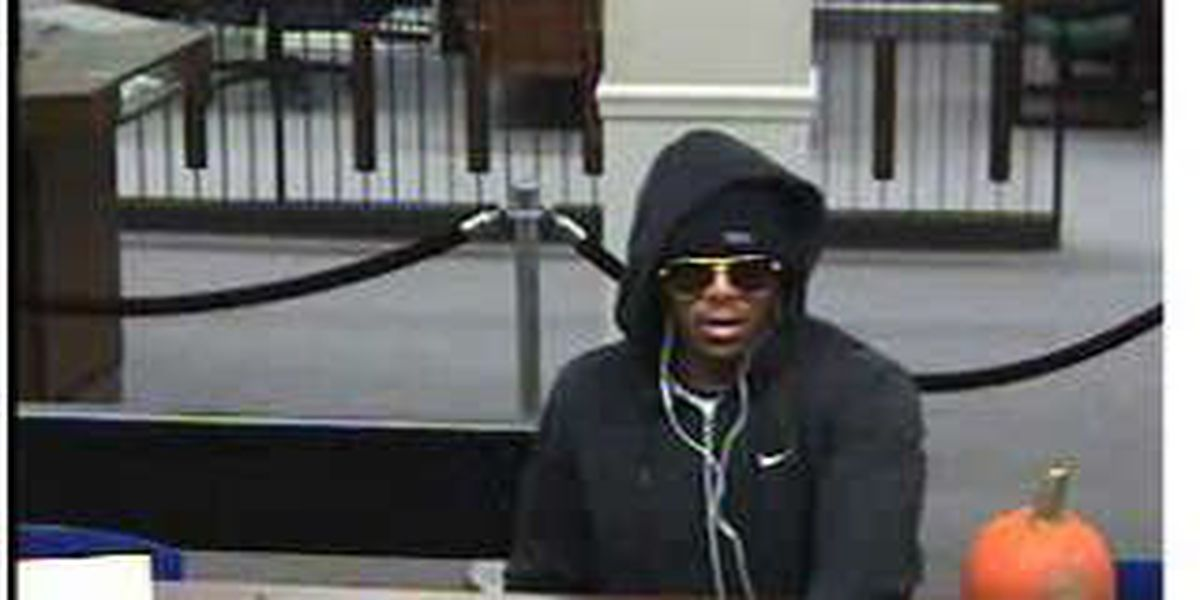 Police search for US Bank robbery suspect