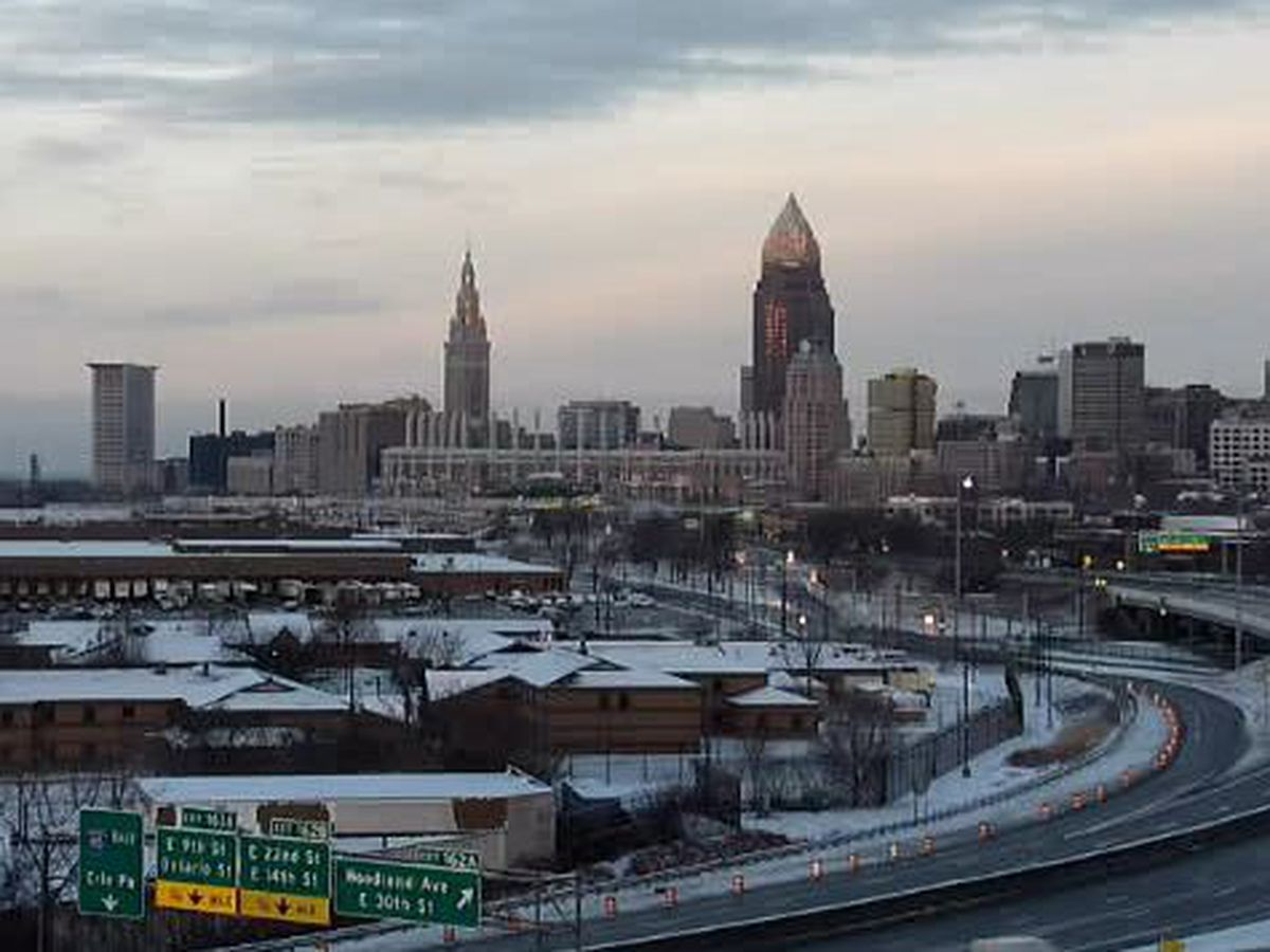 Northeast Ohio Weather: Quiet weather pattern to start the week
