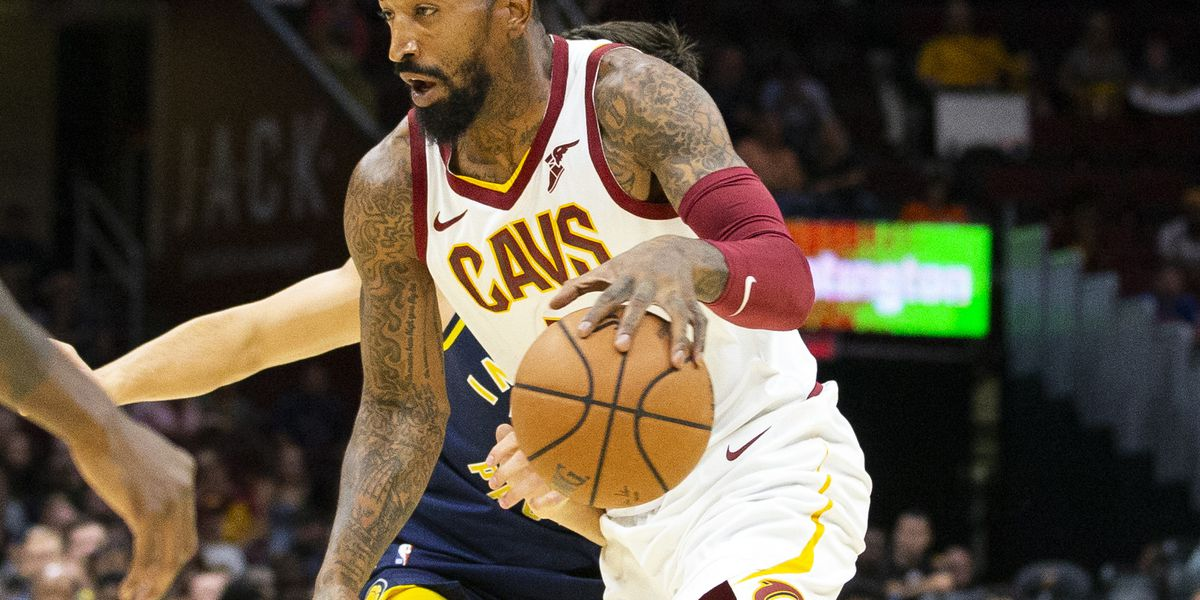 Cleveland Cavs waive JR Smith after trade talks fizzle