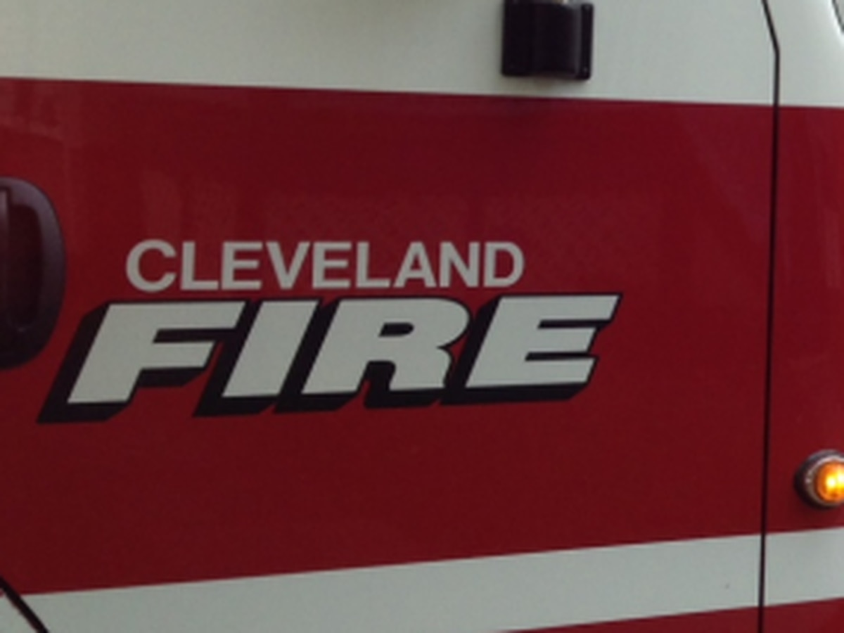 Cleveland firefighters battled 2 house fires overnight